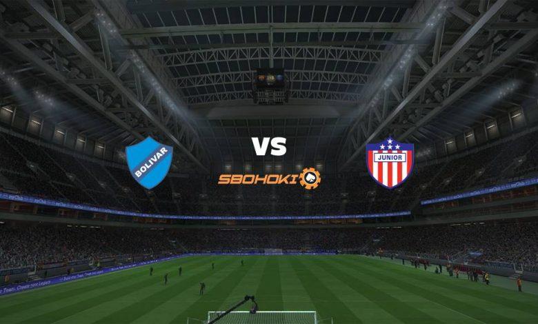Live Streaming Bolívar vs Atlético Junior 7 April 2021 1