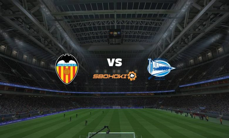 Live Streaming Valencia vs Alavés 24 April 2021 1
