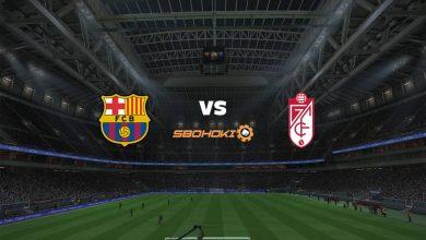 Photo of Live Streaming  Barcelona vs Granada 29 April 2021