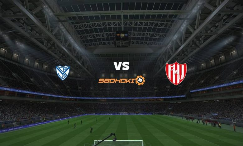 Live Streaming Vélez Sarsfield vs Unión (Santa Fe) 4 April 2021 1