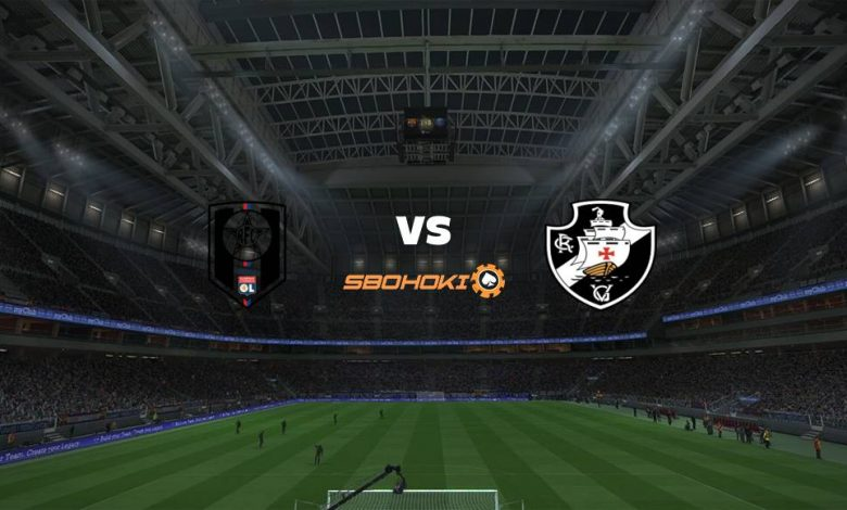 Live Streaming Resende vs Vasco da Gama 24 April 2021 1