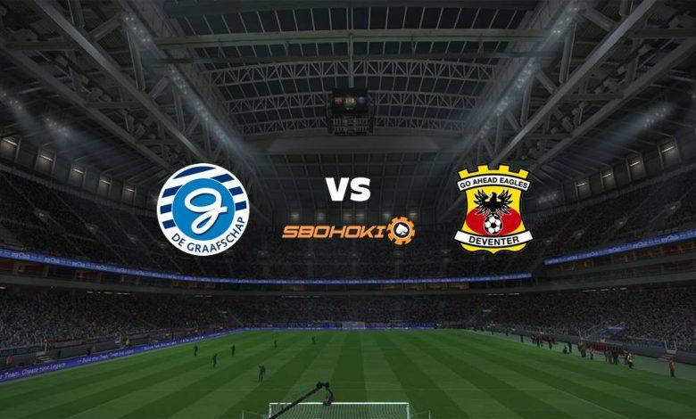 Live Streaming De Graafschap vs Go Ahead Eagles 11 April 2021 1