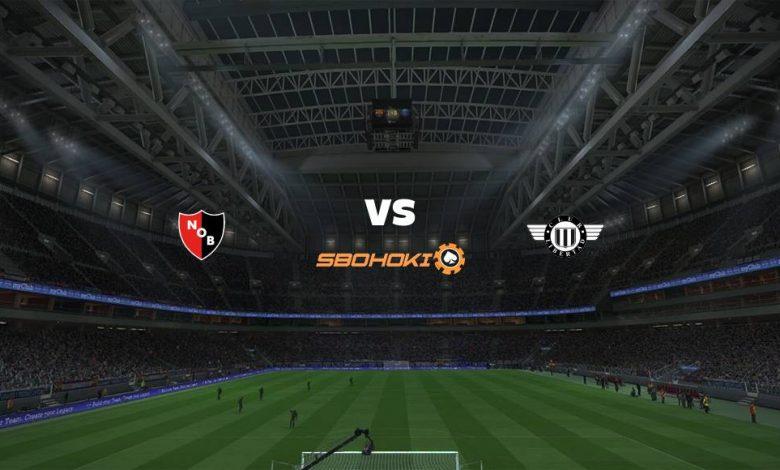 Live Streaming Newell's Old Boys vs Libertad 30 April 2021 1