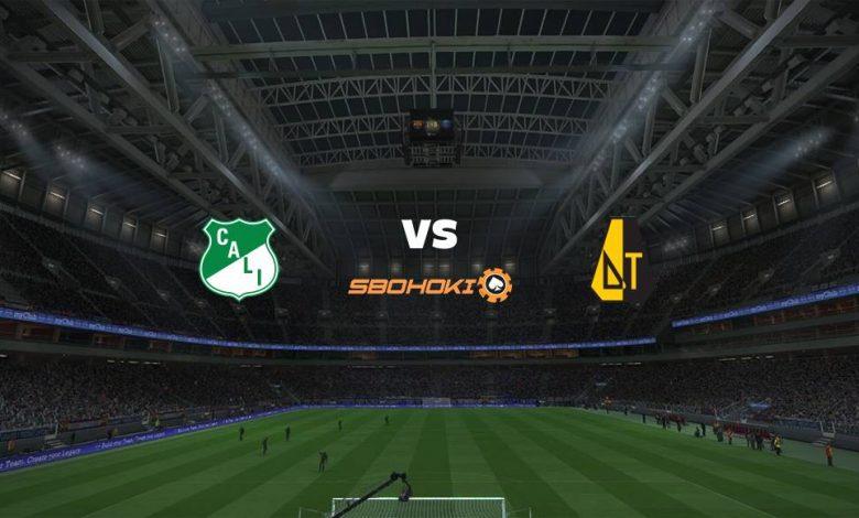 Live Streaming Deportivo Cali vs Deportes Tolima 7 April 2021 1