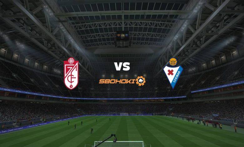 Live Streaming Granada vs Eibar 22 April 2021 1