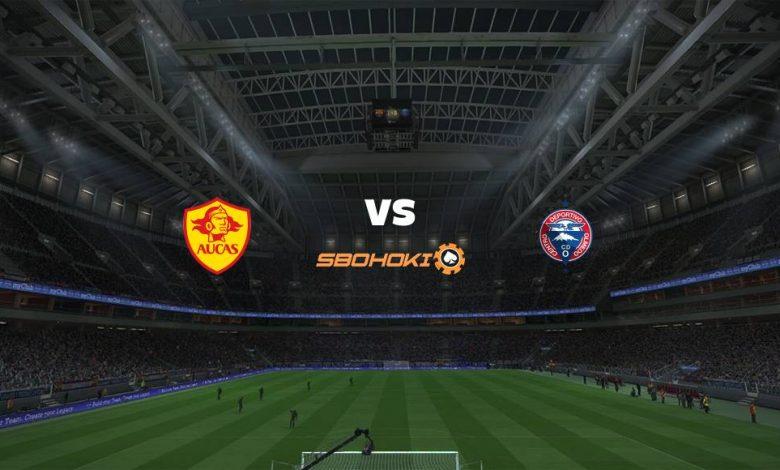 Live Streaming Aucas vs Olmedo 17 April 2021 1