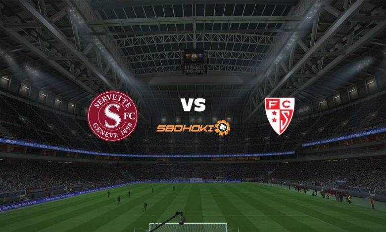 Live Streaming Servette vs FC Sion 22 April 2021 1