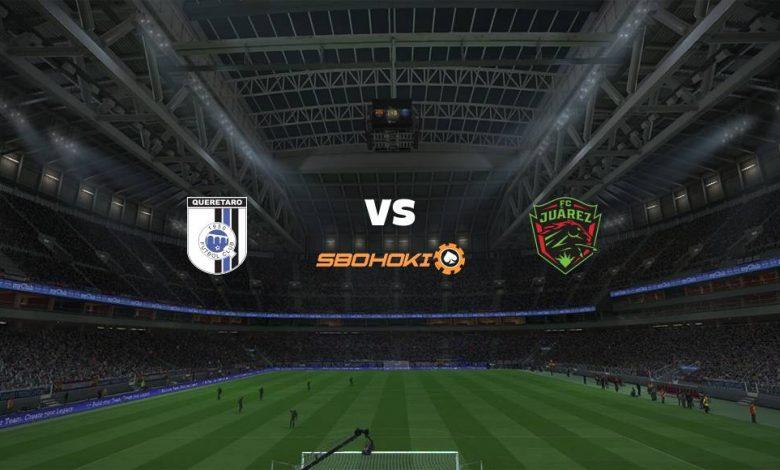Live Streaming Querétaro vs FC Juarez 26 April 2021 1