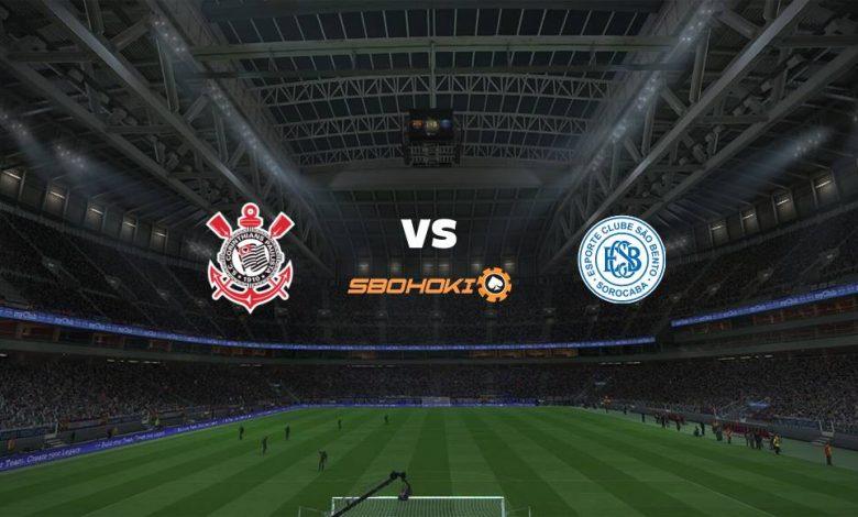Live Streaming Corinthians vs São Bento 16 April 2021 1