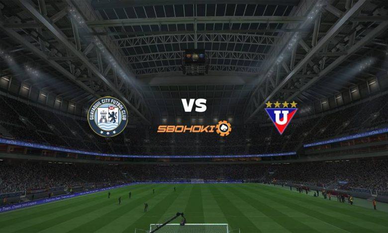 Live Streaming Guayaquil City FC vs Liga de Quito 18 April 2021 1