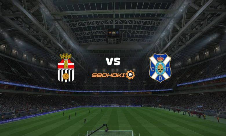 Live Streaming FC Cartagena vs Tenerife 18 April 2021 1
