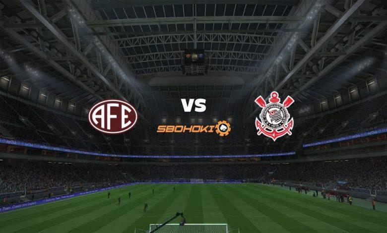 Live Streaming Ferroviária vs Corinthians 13 April 2021 1
