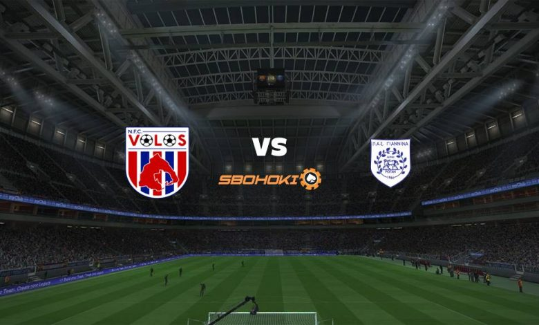 Live Streaming Volos NFC vs Pas Giannina 17 April 2021 1