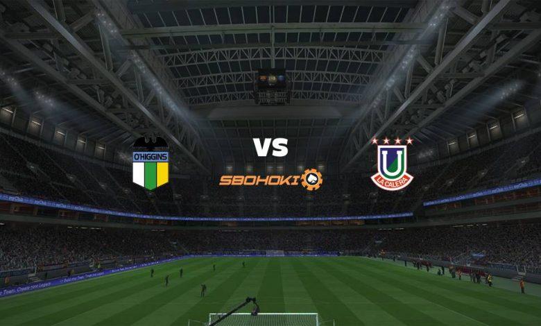 Live Streaming O'Higgins vs Unión La Calera 24 April 2021 1