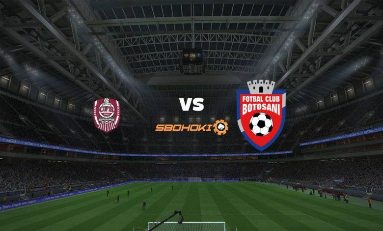 Live Streaming CFR Cluj-Napoca vs FC Botosani 27 April 2021 1