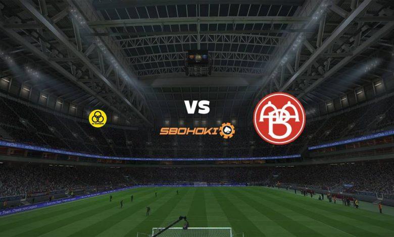 Live Streaming AC Horsens vs AaB 25 April 2021 1