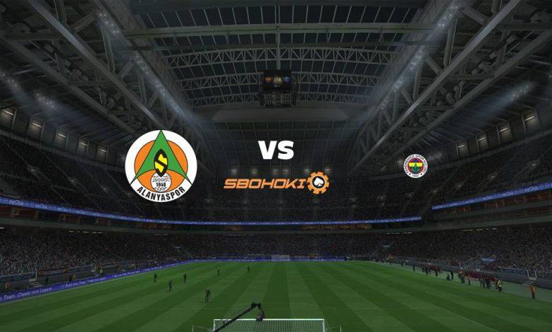 Live Streaming Alanyaspor vs Fenerbahce 29 April 2021 1