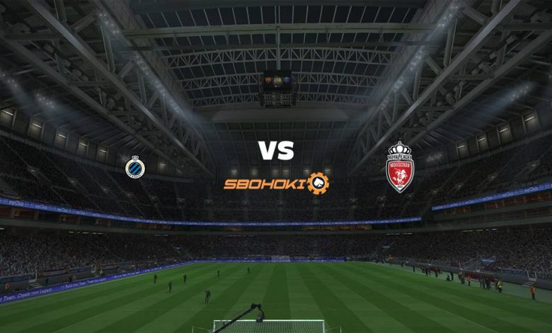 Live Streaming Club Brugge vs Mouscron 18 April 2021 1