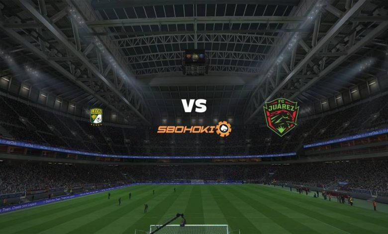 Live Streaming León vs FC Juarez 20 April 2021 1