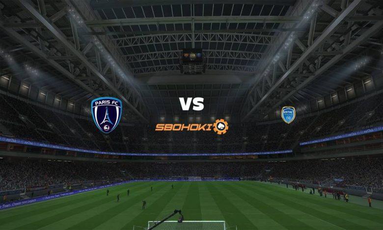 Live Streaming Paris FC vs Troyes 10 April 2021 1