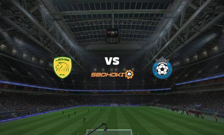 Live Streaming Leones vs Real San Andrés 15 April 2021 1