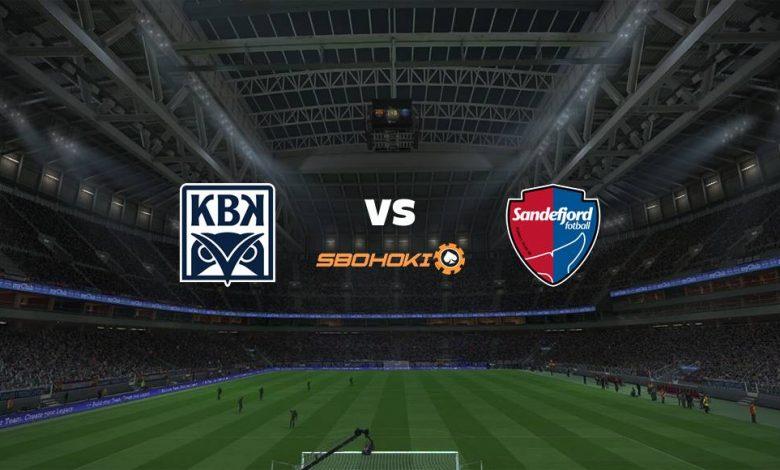 Live Streaming Kristiansund BK vs Sandefjord (PPD) 14 April 2021 1