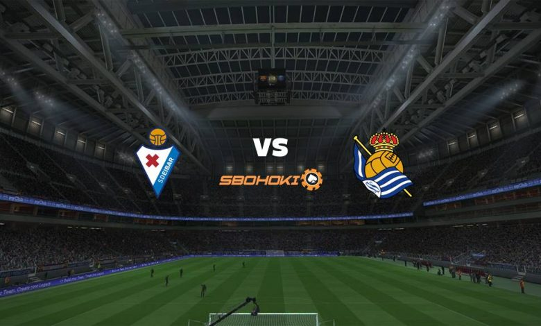 Live Streaming Eibar vs Real Sociedad 26 April 2021 1