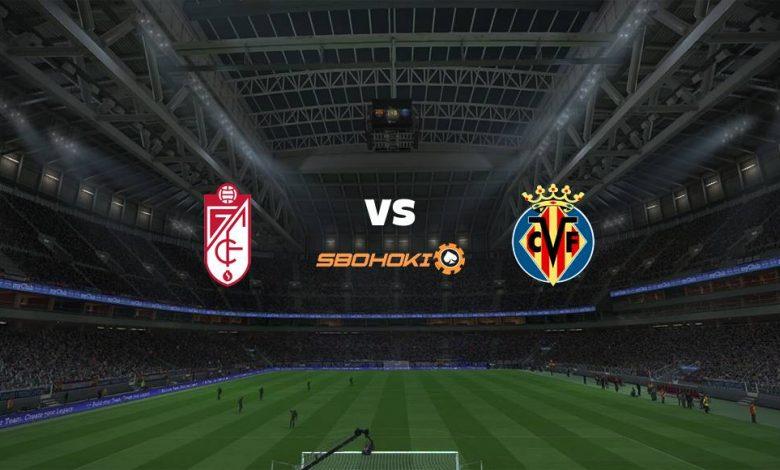 Live Streaming Granada vs Villarreal 3 April 2021 1