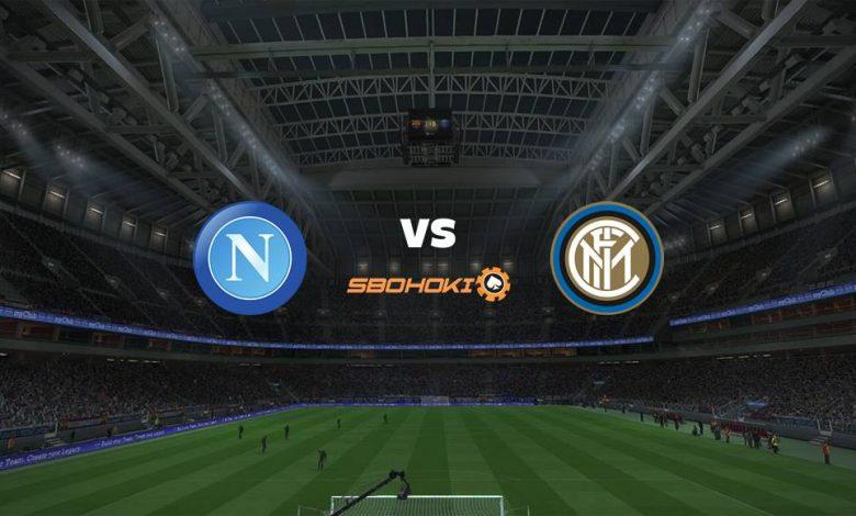 Live Streaming Napoli vs Inter Milan 18 April 2021 1