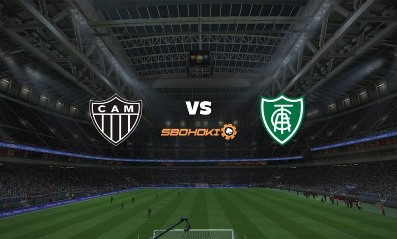 Live Streaming Atlético-MG vs América-MG 4 April 2021 1