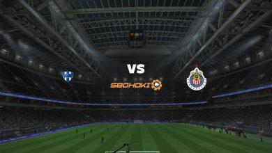 Photo of Live Streaming  Monterrey vs Chivas Guadalajara 22 April 2021
