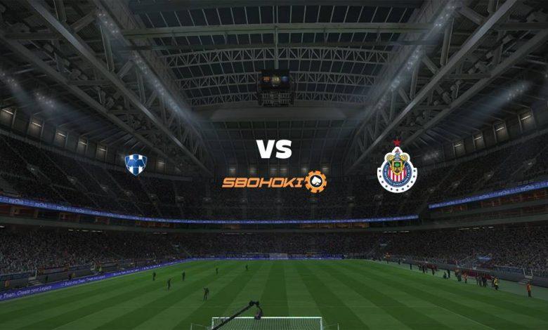 Live Streaming Monterrey vs Chivas Guadalajara 22 April 2021 1