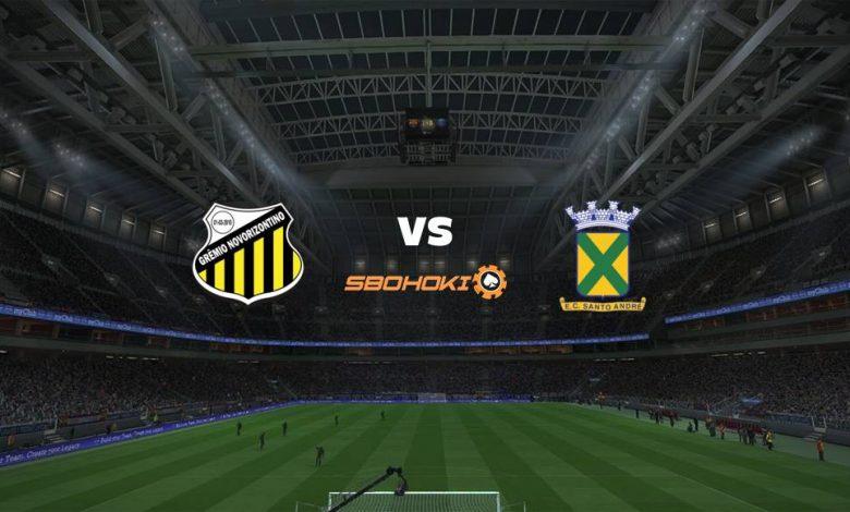 Live Streaming Novorizontino vs Santo André 20 April 2021 1