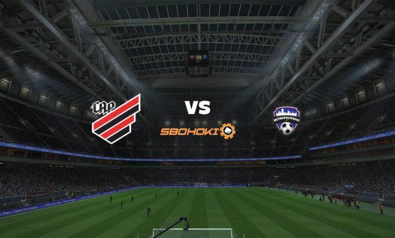 Live Streaming Athletico-PR vs Metropolitanos FC 28 April 2021 1