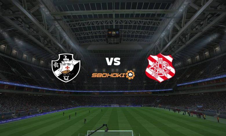 Live Streaming Vasco da Gama vs Bangu 4 April 2021 1
