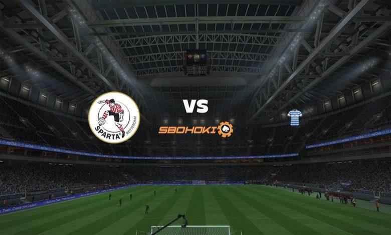 Live Streaming Sparta Rotterdam vs PEC Zwolle 3 April 2021 1