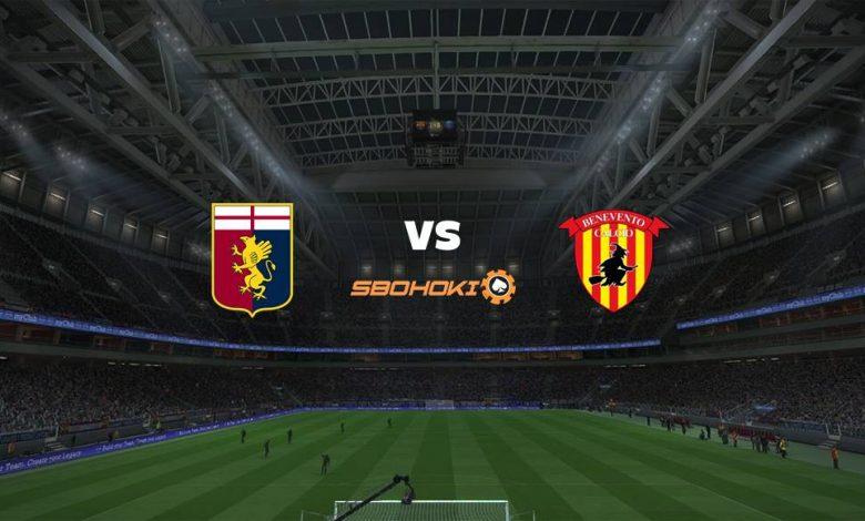Live Streaming Genoa vs Benevento 21 April 2021 1