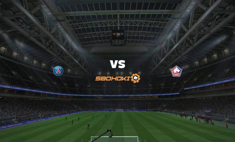 Live Streaming Paris Saint-Germain vs Lille 3 April 2021 1