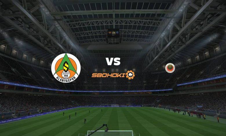 Live Streaming Alanyaspor vs Genclerbirligi 4 April 2021 1