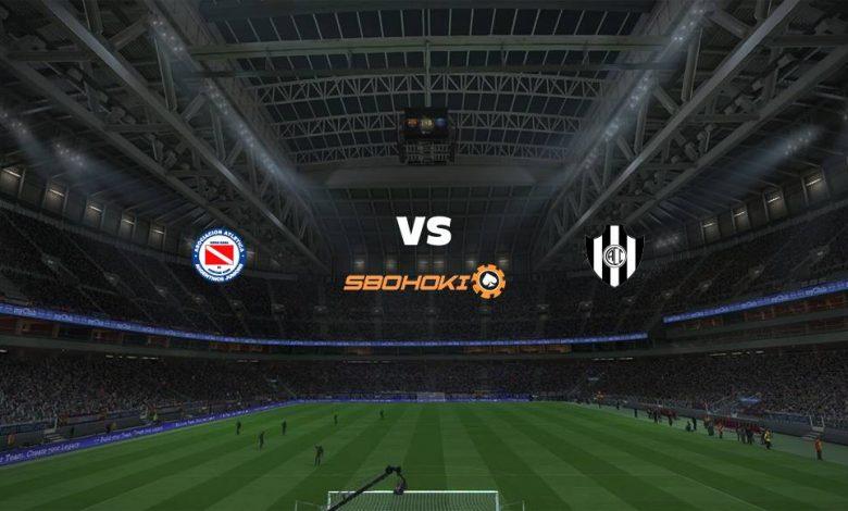 Live Streaming Argentinos Juniors vs Central Córdoba (Santiago del Estero) 11 April 2021 1