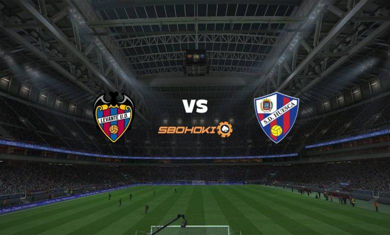 Live Streaming Levante vs Huesca 2 April 2021 1