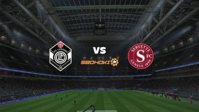 Photo of Live Streaming  FC Lugano vs Servette 25 April 2021