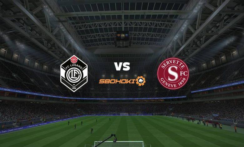 Live Streaming FC Lugano vs Servette 25 April 2021 1
