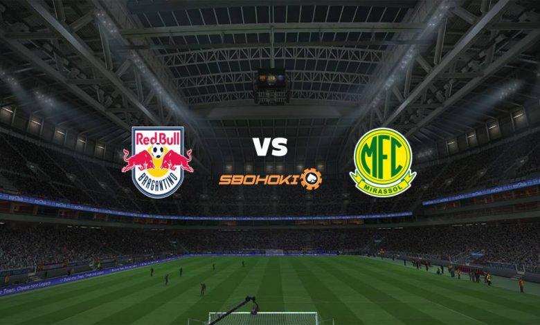 Live Streaming Red Bull Bragantino vs Mirassol 17 April 2021 1