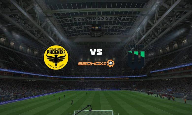 Live Streaming Wellington Phoenix FC vs Western United 11 April 2021 1