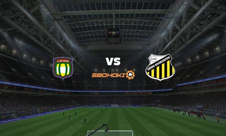 Live Streaming São Caetano vs Novorizontino 14 April 2021 1