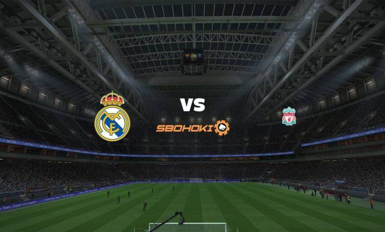 Live Streaming Real Madrid vs Liverpool 6 April 2021 1