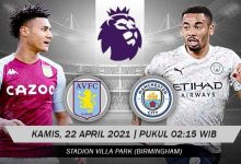 Photo of Prediksi Liga Inggris Aston Villa vs Manchester City