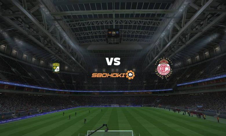 Live Streaming León vs Toluca 5 April 2021 1