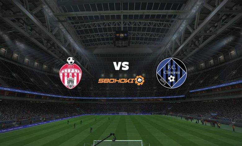 Live Streaming Sepsi Sfantu Gheorghe vs Academica Clinceni 27 April 2021 1